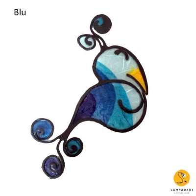 uccellino 2 blu