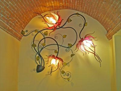 Plafoniere Fiori : Fantastiche immagini su plafoniere transitional chandeliers