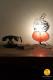 cat-shaped table lamp