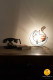 cat-shaped table lamp